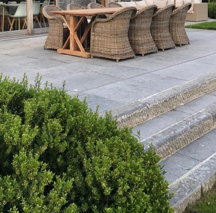 Feys-Schouppe aanleggen terrassen