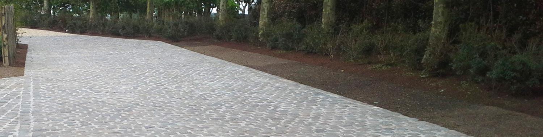 Feys-Schouppe tuinaanneming grondwerken en verharding